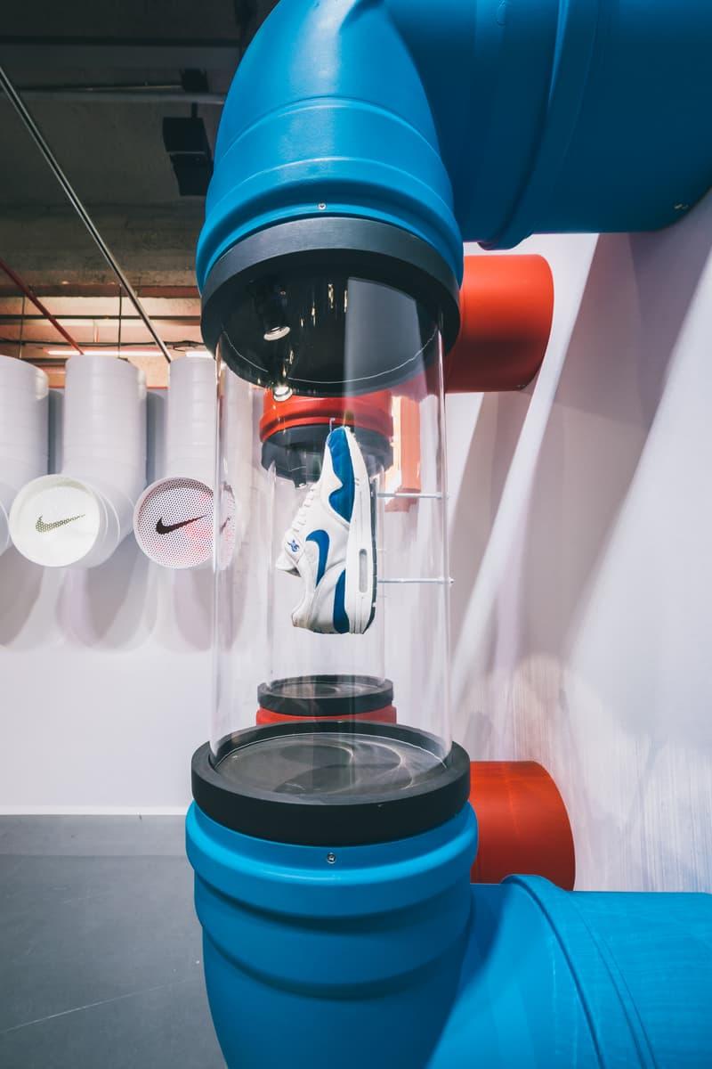 Photos De L'Évènement Nike 'Paris On Air'