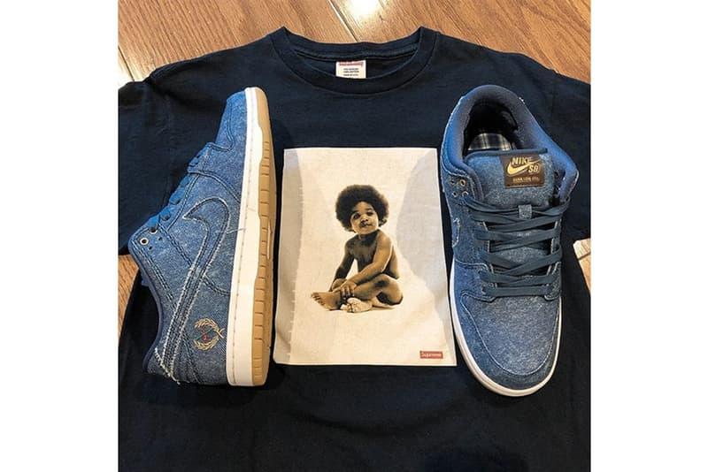 Nike SB Biggie vs Tupac