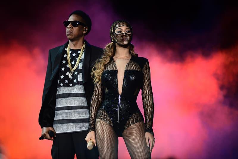 On The Run II Tour Beyoncé Jay-Z Paris France