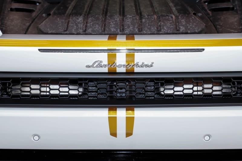 Lamborghini Hurucan Pape François