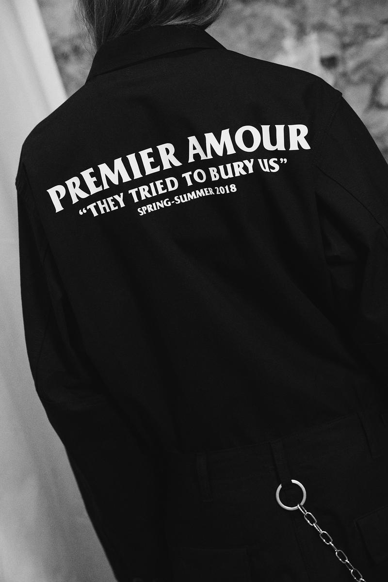 Premier Amour Collection Printemps Été 2018