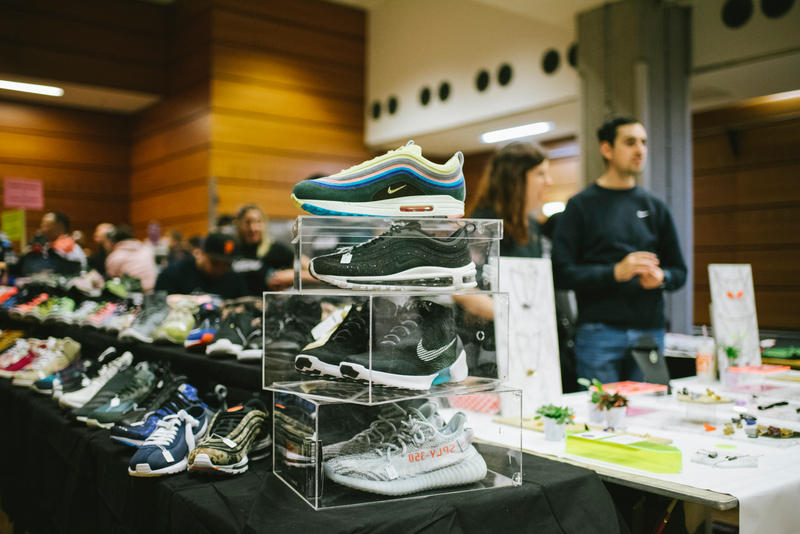 Sneakers Event Carrousel Du Louvre