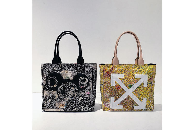 Collaboration Sacs Murakami x