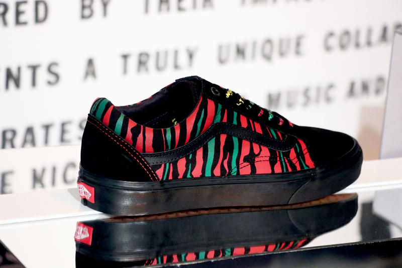 Collaboration Vans x ATCQ