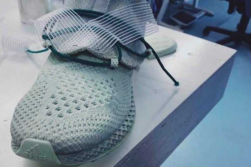 adidas Futurecraft 4D Studio Hagel Amsterdam