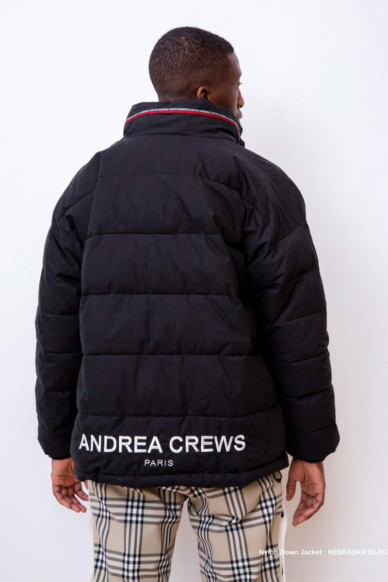 schott, nyc, andrea, crews, bomber, jacket
