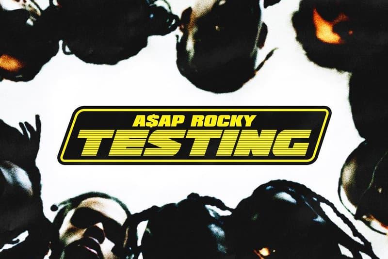 A$AP Rocky Testing album