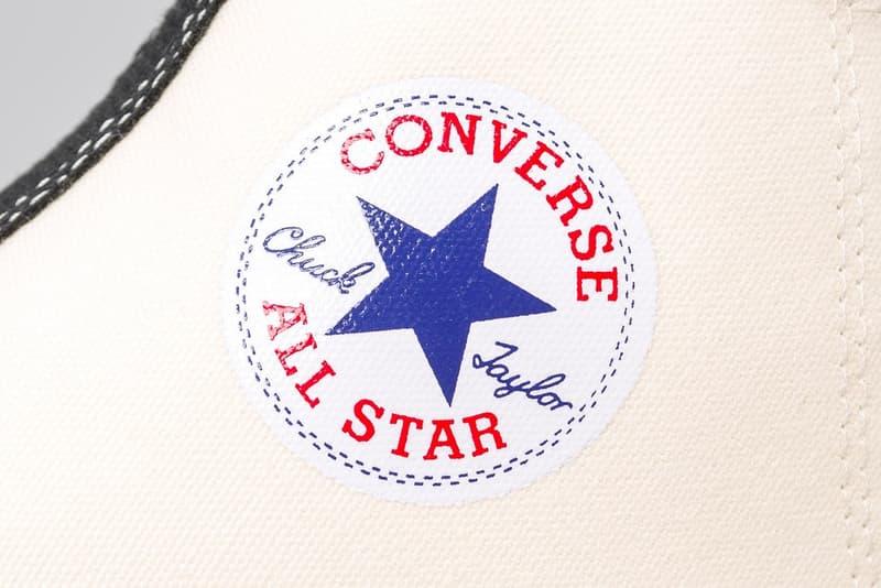 Photo Converse Chuck Taylor x COMME des GARÇONS PLAY