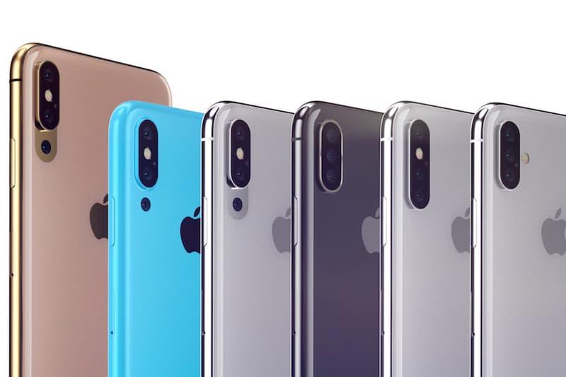 iphone, x, rumeurs, oled, 3d