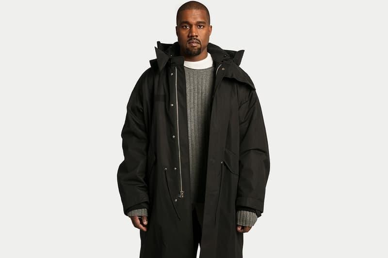 Portrait De Kanye West