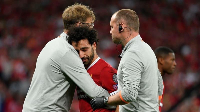 Mohamed Salah, Blessure, Coupe du Monde, Forfait