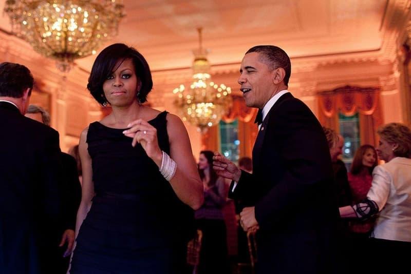 Photo Barack Et Michelle Obama