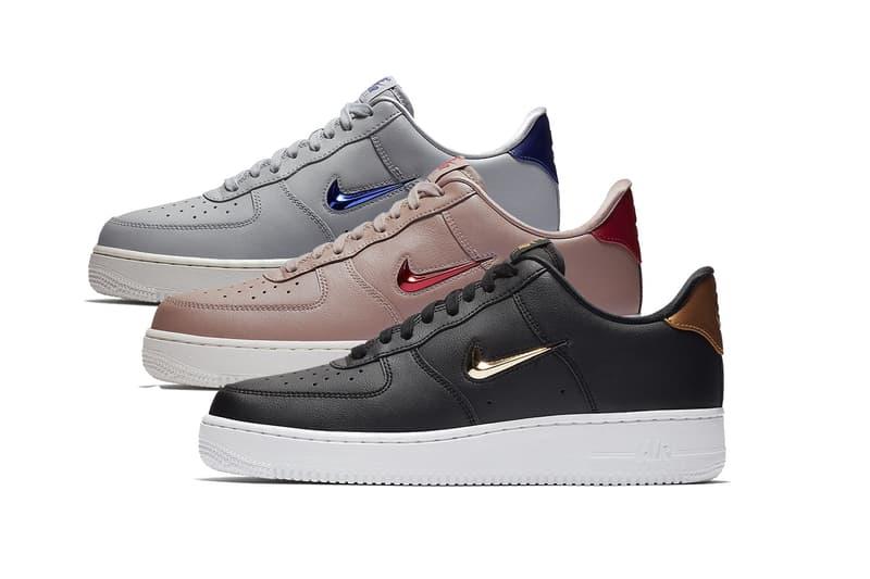 nouvelle arrivee 5f23b 1b5f4 Nike Air Force 1 Jewel a de nouveaux coloris | HYPEBEAST