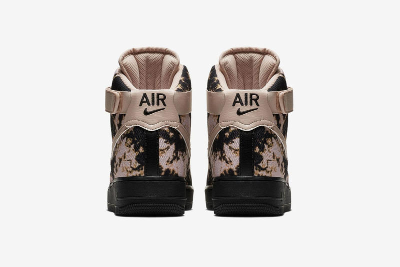 Air Force 1 High acid washed