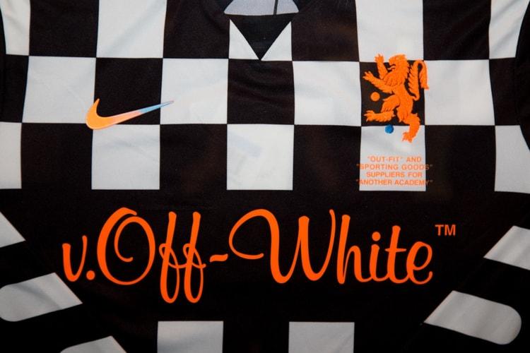 info for 4872d 4ba6b La Collection Off-White™ x Nike Football A Une Date De Sortie Potentielle