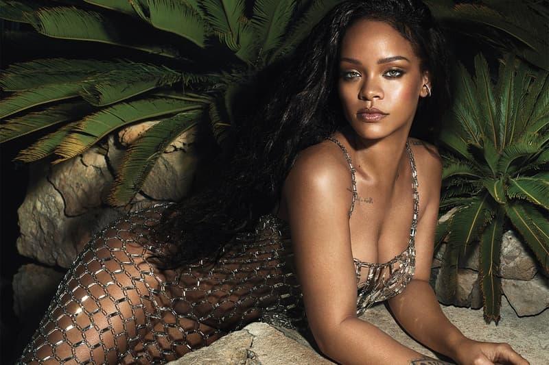 Rihanna Couverture Vogue