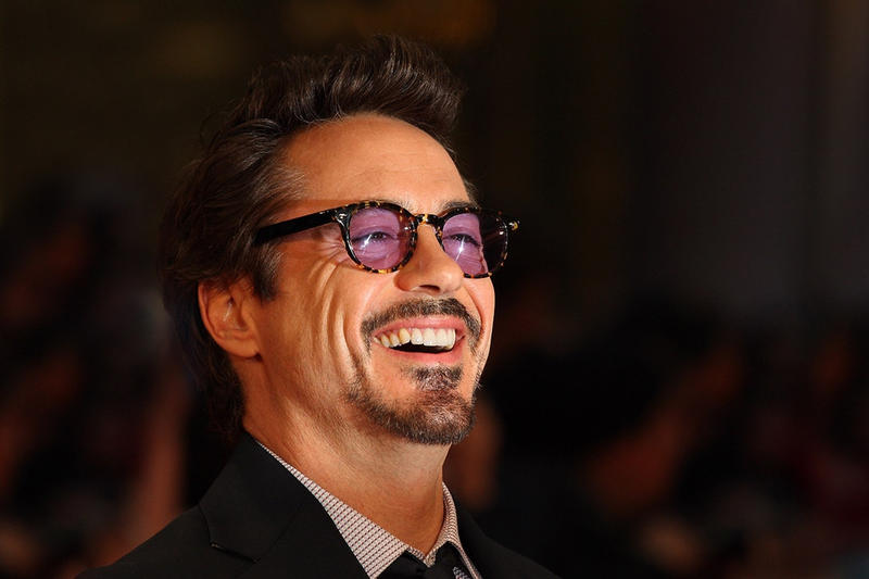 L'Acteur Robert Downey Junior