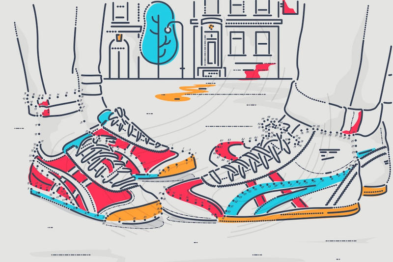James O'Connell Sneakers Livre Points a relier