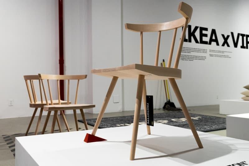 Photo Chaise Virgil Abloh x IKEA