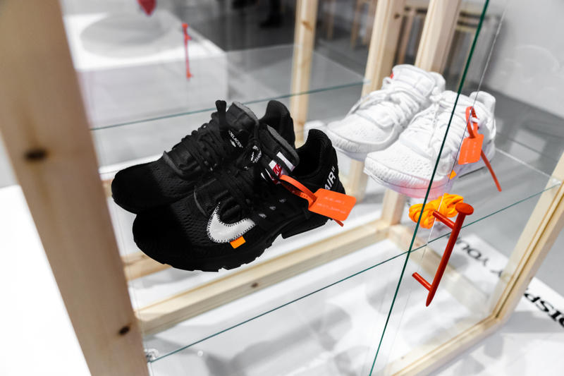 Photos Des Prototypes De La Collection IKEA x Virgil Abloh