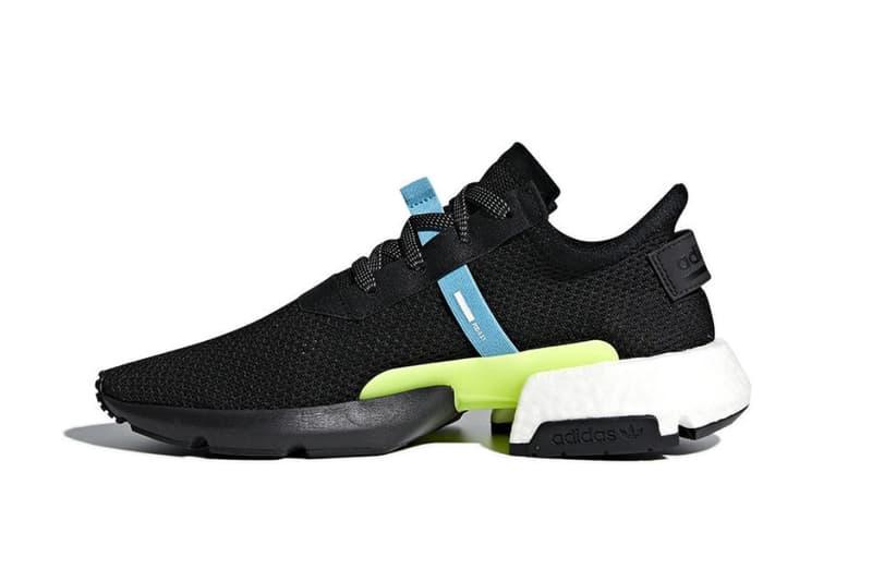adidas, originals, POD, system, sneakers, sortie