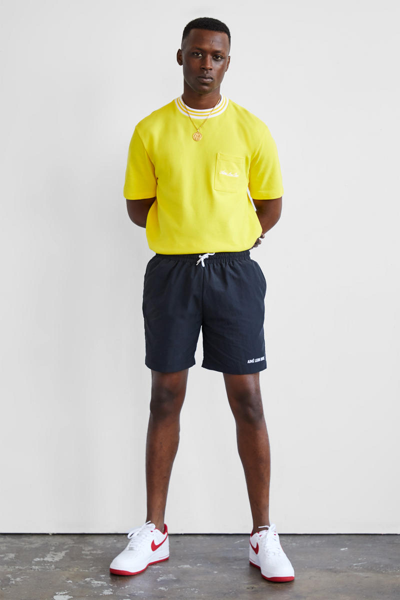Photo Aimé Leon Dore Capsule Printemps/Été 2018