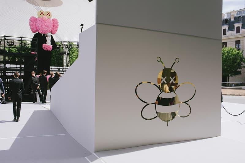 Dior, Kim Jones, Backstages