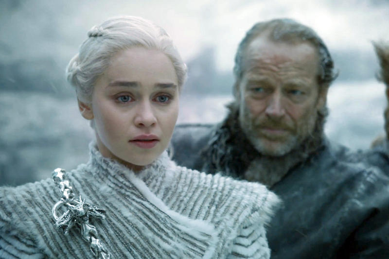 Game of Thrones age of heroes préquel hbo pilote