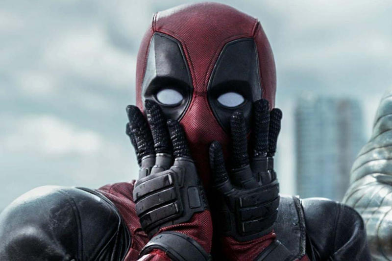 Kanye West Deadpool Ryan Reynolds