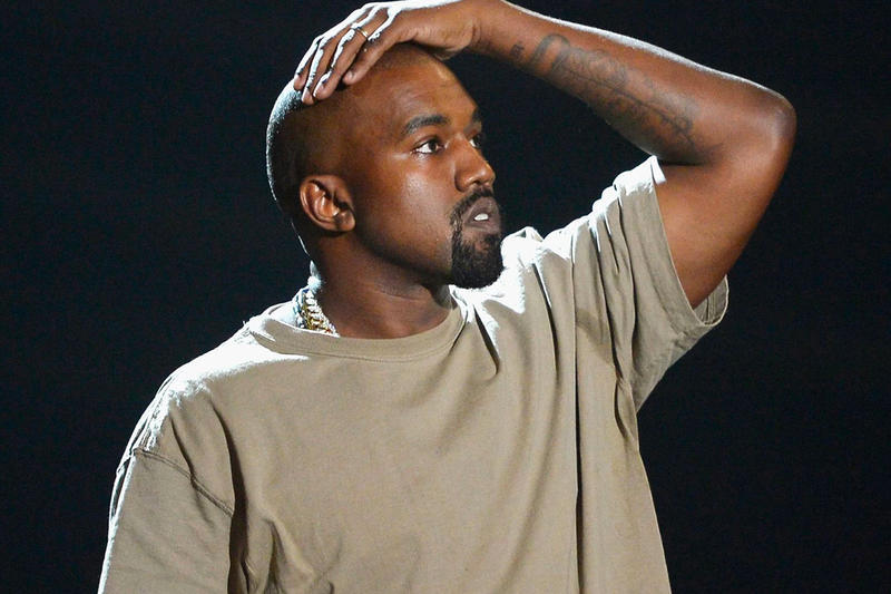 Photo De Kanye West En Concert