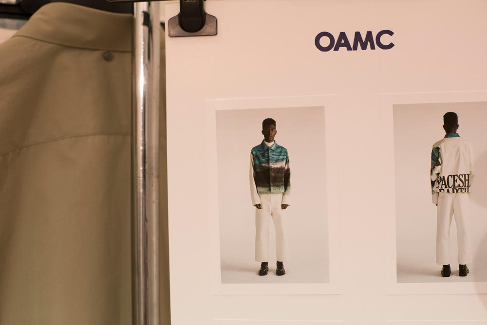 Photo Des Backstages Du Show OAMC