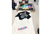 Virgil Abloh Et Taskashi Murakami Dévoilent Des T-Shirts Inédits Pour Leur Exposition À La Galerie Gagosian De Paris