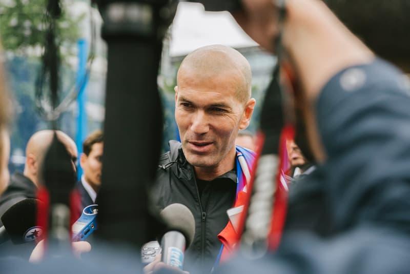 Photo De Zinedine Zidane