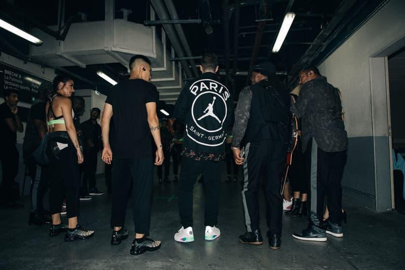 Air Jordan x PSG, Veste, Justin Timberlake