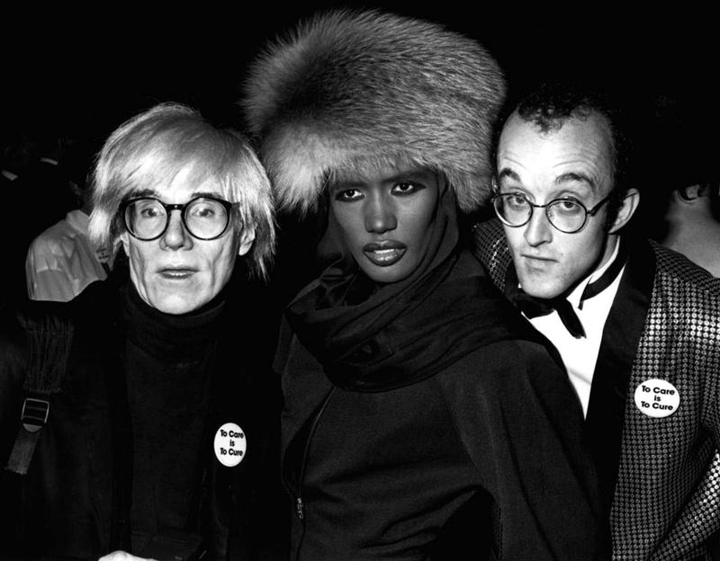 L'Artiste Andy Warhol
