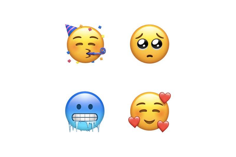 Apple 70 Nouveaux emojis automne 2018