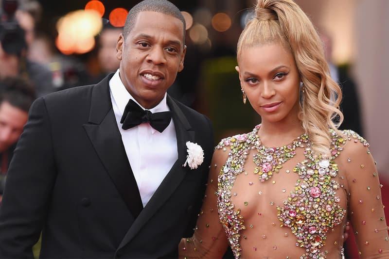 Photo De Beyoncé Et JAY-Z