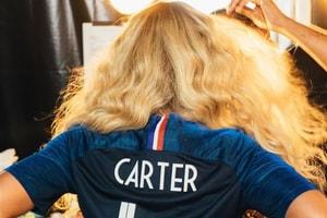 Beyoncé Et JAY-Z Ont Porté Le Maillot De L'Équipe De France Avec La Deuxième Étoile Lors De Leur Concert Parisien