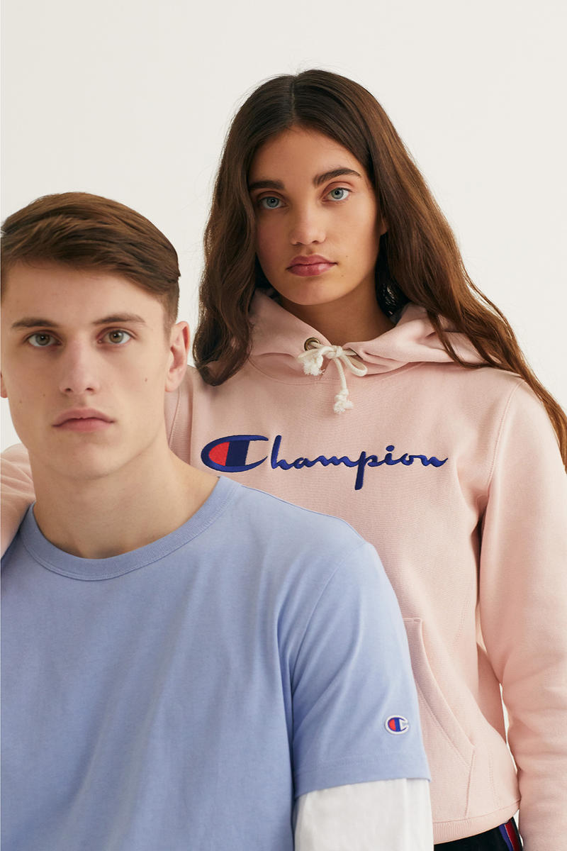 Collection Champion Automne/Hiver 2018
