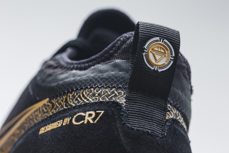 Cristiano Ronaldo, Chine, Crampons, Collection