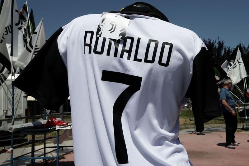 Photo Maillot Cristiano Ronaldo Juventus