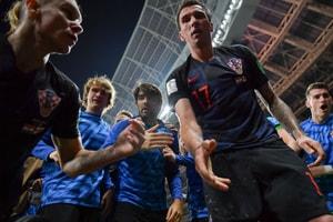 Les 10 Images Marquantes De La Coupe Du Monde