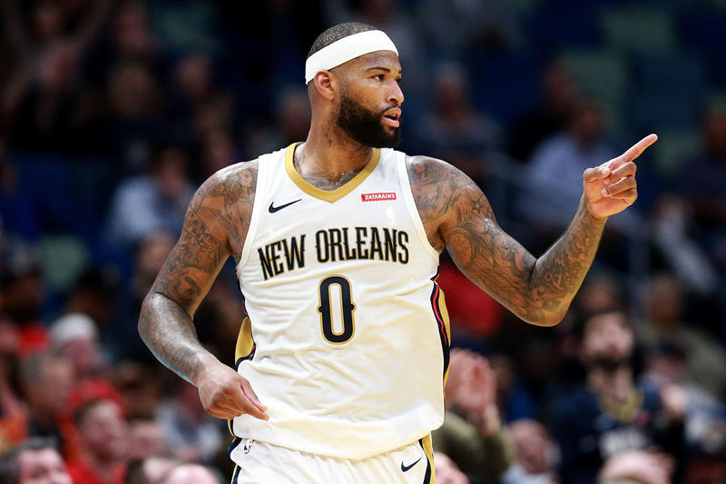 Photo DeMarcus Cousins