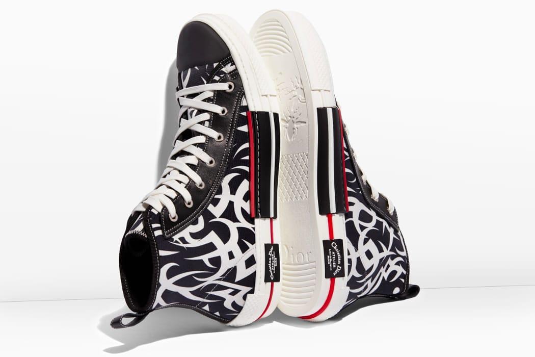 Dior Dévoile Sa Nouvelle Sneaker Aux Motifs Tribaux | HYPEBEAST