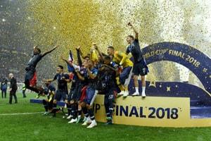 Les Plus Belles Photos De La Victoire Des Bleus