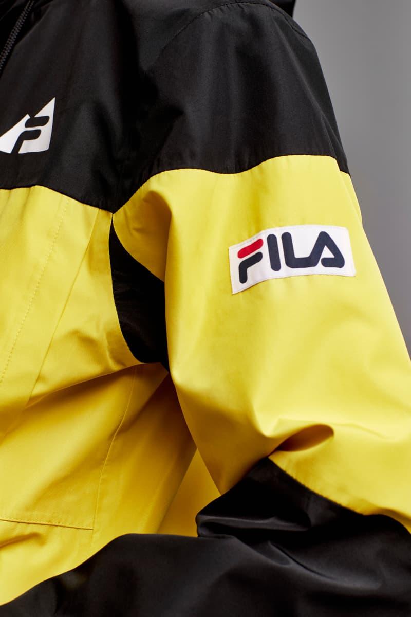 FILA, collection