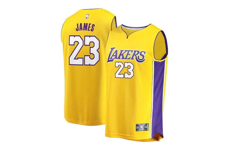f574f03d Le Maillot Des Lakers De LeBron James Est Déjà Sold Out | HYPEBEAST