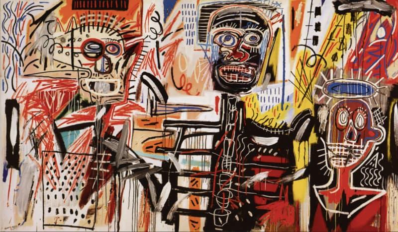Oeuvre Jean-Michel Basquiat