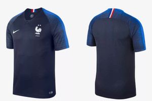 UPDATE : Nike Annonce Une Potentielle Date De Sortie Pour Le Nouveau Maillot De L'Équipe De France Avec Deux Etoiles
