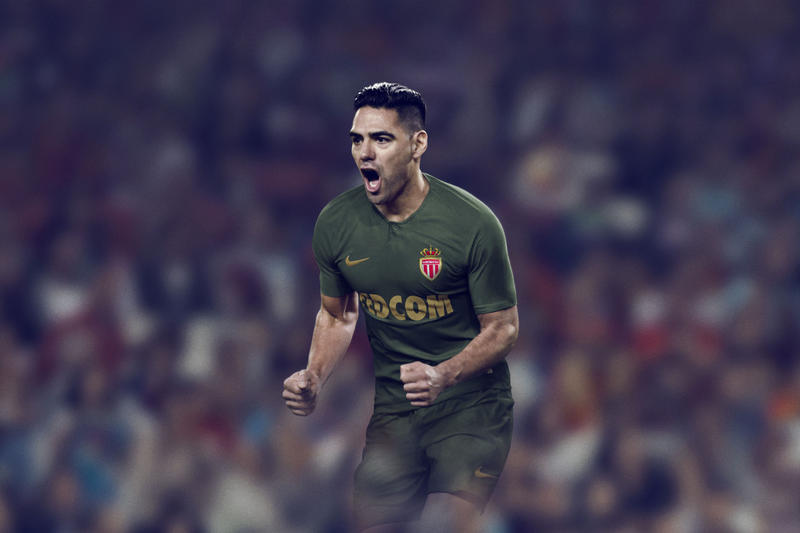 Monaco, Maillot, Away, 2018-2019